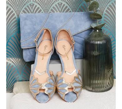 Isadora Dusky Blue